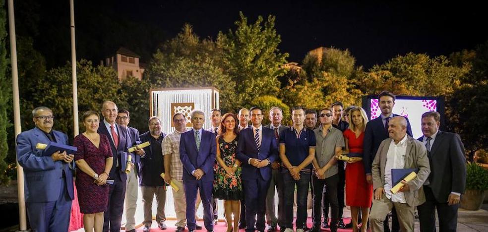 El Ayuntamiento premia el Prestigio Turístico