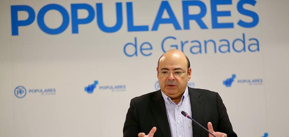 """El PP augura que el metro de Granada """"solo funcionará hasta las elecciones municipales"""""""