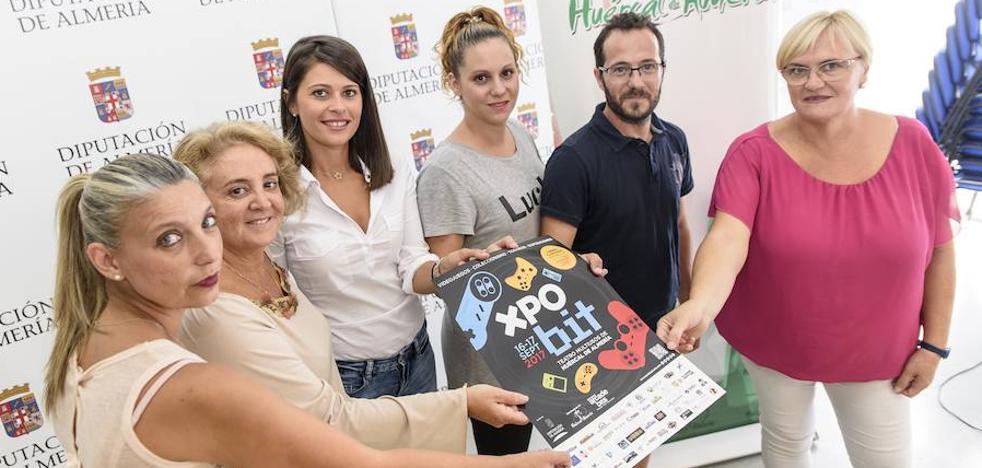 Diputación y Huércal de Almería organizan las primeras jornadas 'XpoBit'