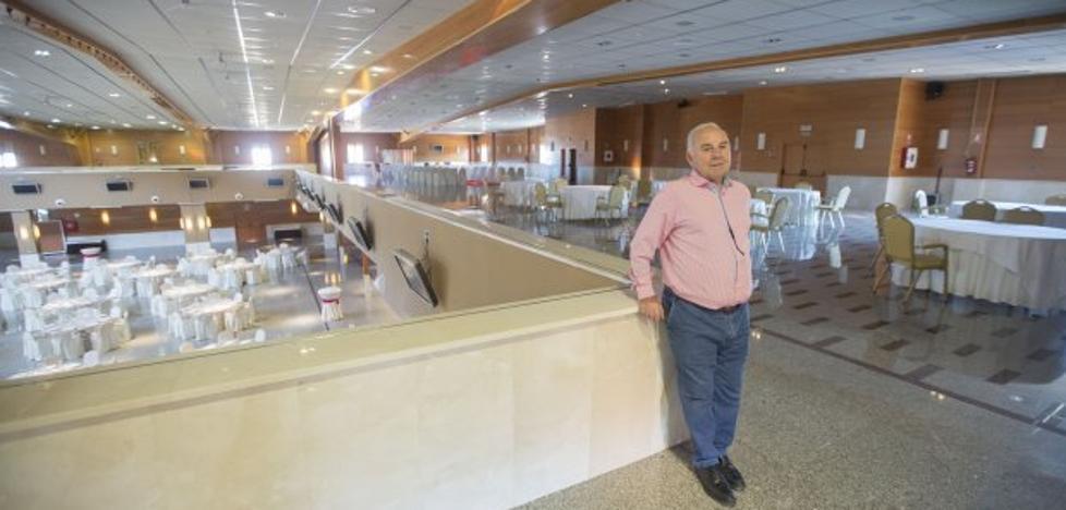 Tres empresas solicitan la adjudicación del casino en Granada, Armilla o Monachil