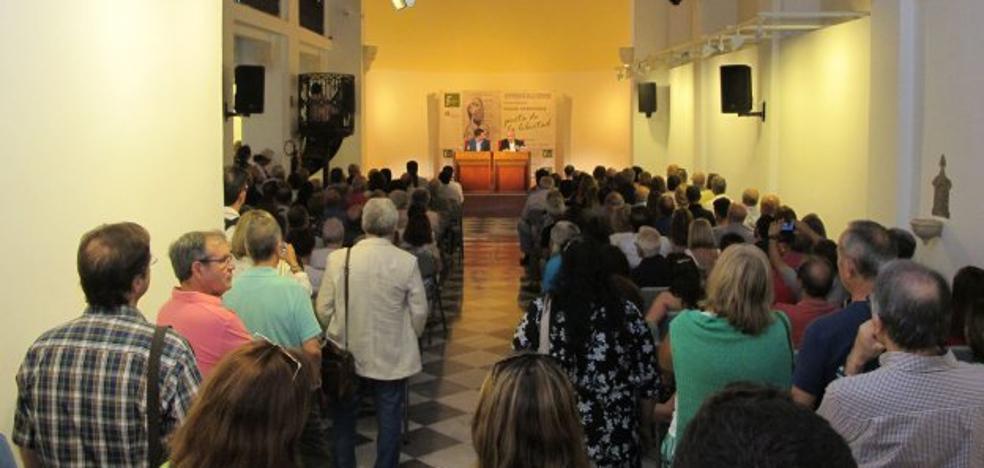 Alfonso Guerra puso el acento en la «vigencia absoluta» de Miguel Hernández