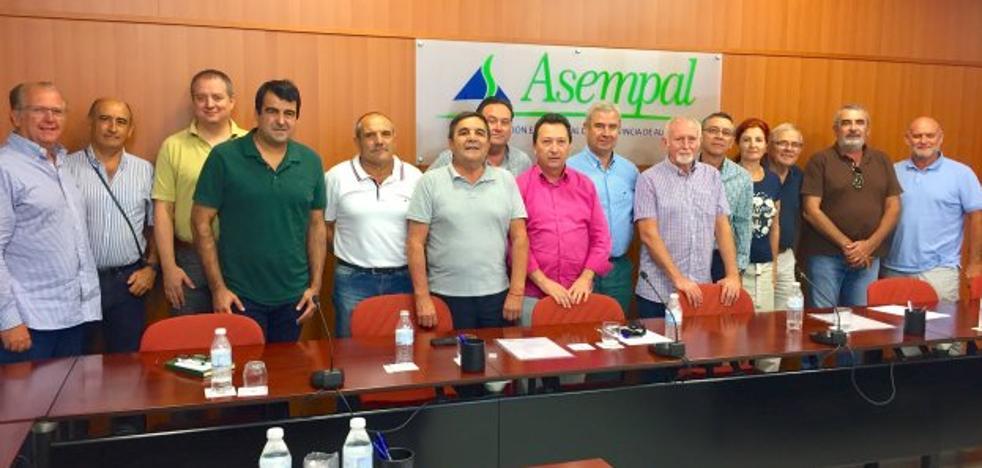 Solicitan riego de socorro para salvar los frutales del Levante y Almanzora