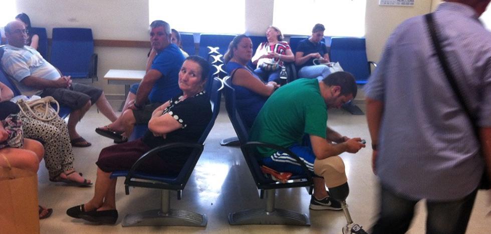 Granada sufre el mayor tiempo de espera sanitaria de Andalucía