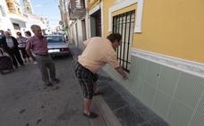 Herido de bala un guardia civil en Guadahortuna