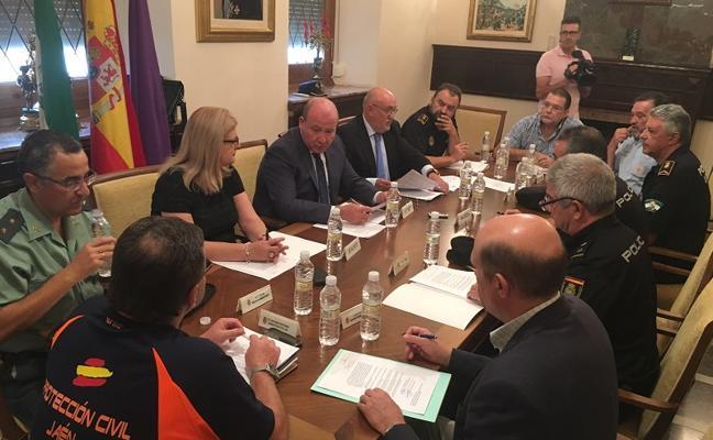 Jaén creará una mesa de seguridad antiterrorista