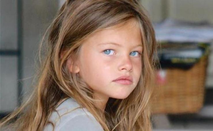 El cambio de la «niña más guapa del mundo»: así está ahora