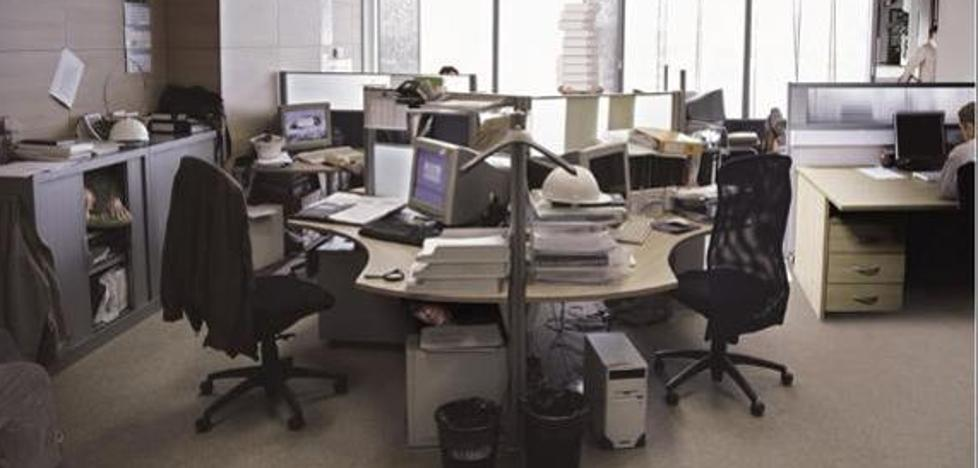 ¿Ves algo en la oficina? El reto que enloquece a la Red