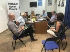 La nueva dirección del PP de Órgiva desea 'conquistar' el Ayuntamiento para crear riqueza y mejorar la calidad de vida de los vecinos
