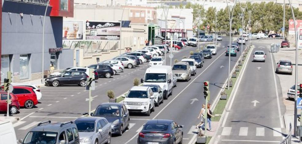 Luz verde a la mejora de la circulación en la vía entre Huércal y Torrecárdenas