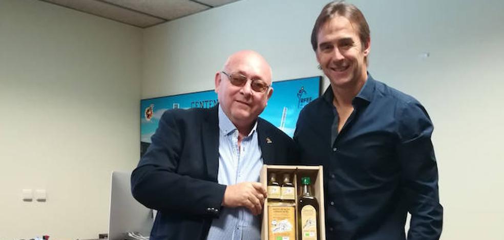 Julen Lopetegui apoyará la cuarta edición del torneo de fútbol sala 'Álvaro del Bosque' en Carboneros