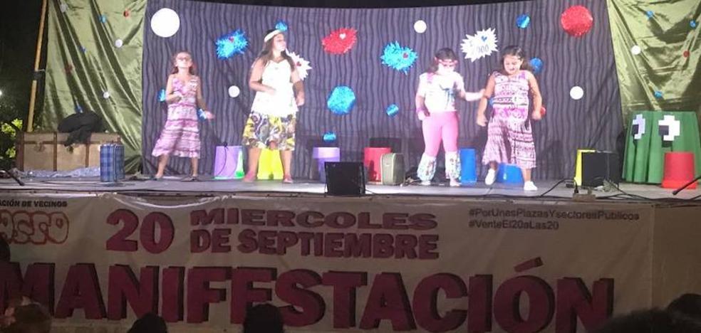 Jaén Merece Más apoya la manifestación del Polígono del Valle
