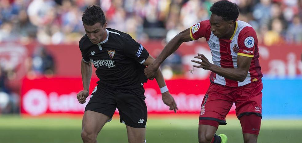 Muriel da los tres puntos al Sevilla en Girona