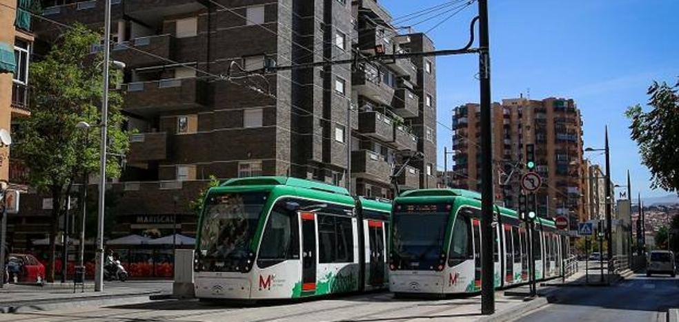 """La Junta desmiente al PP y asegura que el metro cuenta con todas las """"coberturas de seguridad"""""""