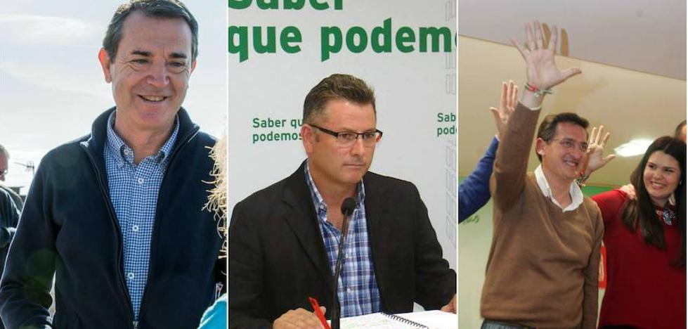 El PSOE tendrá tres candidatos en las primarias en la provincia de Almería