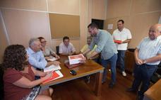 Entrena y Noel López se disputarán la dirección provincial del PSOE tras quedar descartado Rueda