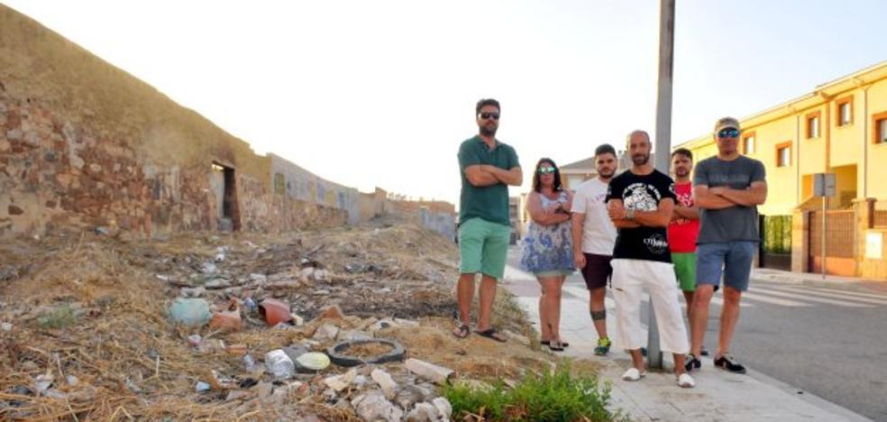 Vecinos del sector 7 denuncian el estado de conservación de esta zona
