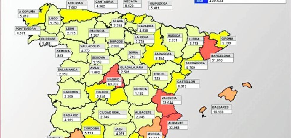 Jaén mejora sus datos de compraventa de pisos en el último año, pero sigue a la cola andaluza