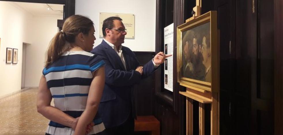 Una nueva muestra de la obra del artista Ignacio Pinazo en el museo Doña Pakyta