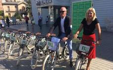 El Consorcio renueva las bicicletas del servicio 'Bus+Bici' de Almería