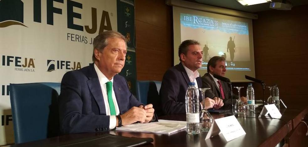Ibercaza cita a cuarenta mil cazadores de Jaén