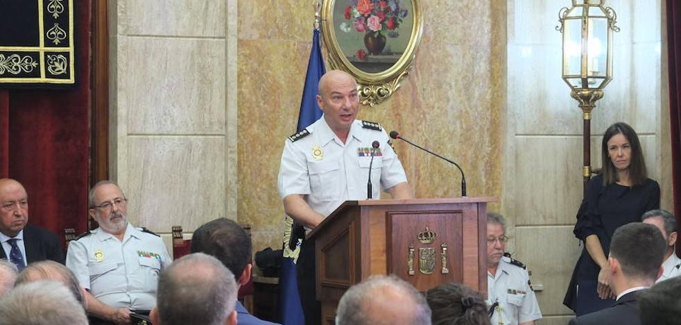 Almería ya tiene nuevo comisario de Policía