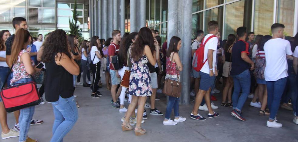 La UAL da comienzo al curso con la bienvenida a los nuevos alumnos