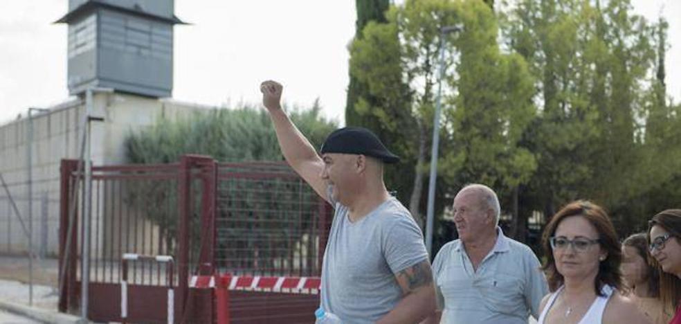 Andrés Bódalo empezará hoy a disfrutar tercer grado penitenciario