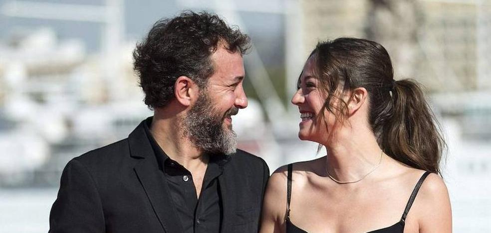 Los actores Cristina Alarcón y José Luis García-Pérez se dieron el 'sí, quiero' en Granada