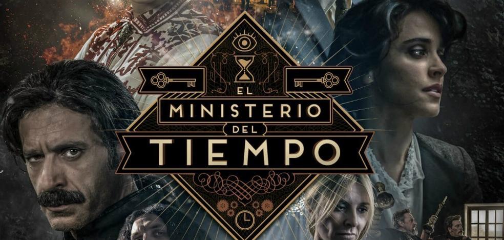 'El Ministerio del Tiempo' regresa con polémica