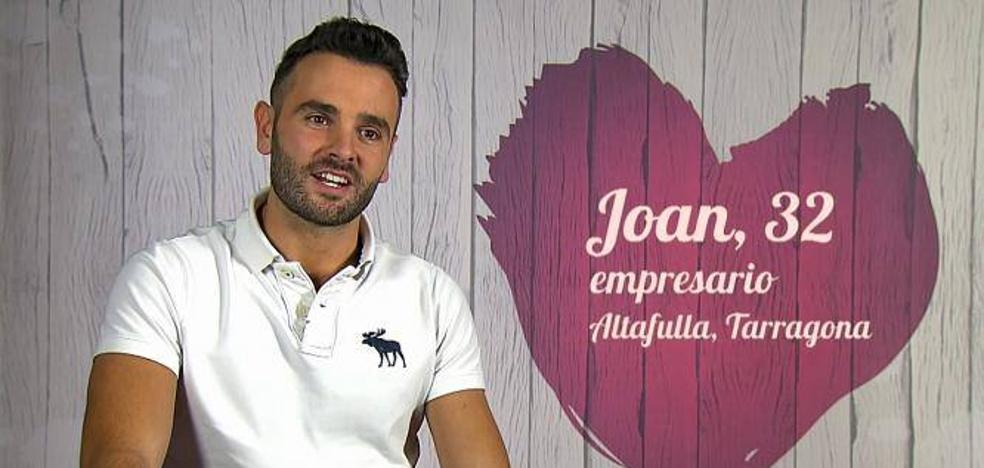 El 'Christian Grey español' pasa por 'First Dates'