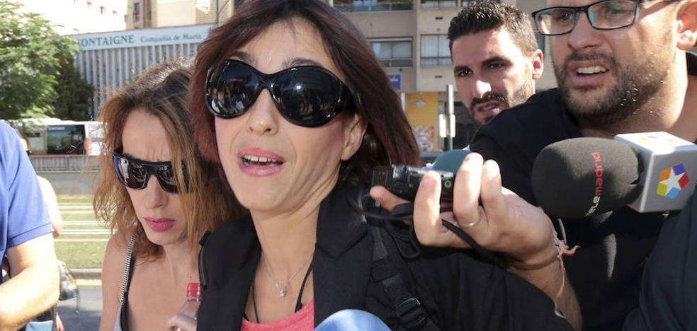 """Juana Rivas retoma el contacto con sus hijos en Italia con """"dificultades"""" y afirma verles """"con miedo"""""""