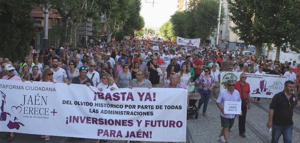 'Jaén merece más' marcó un antes y un después en junio