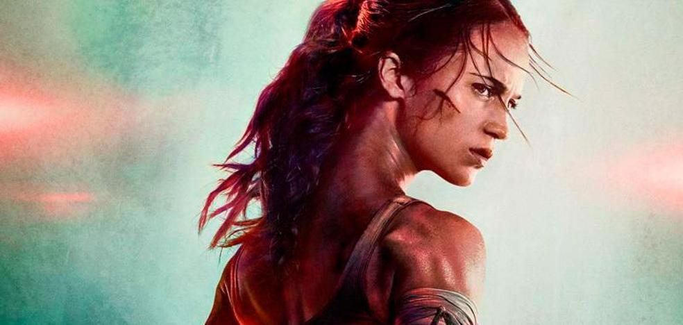 Tomb Raider desvela a la sustituta de Angelina Jolie