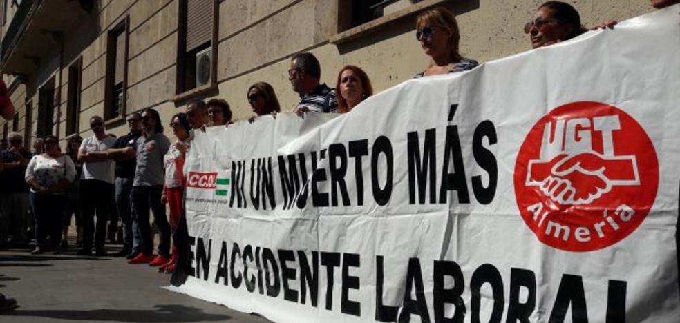 «Almería encabeza la lista de accidentes laborales en Andalucía»