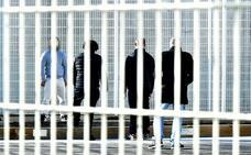 Un preso pide que lo dejen en prisión para terminar cursos que está haciendo