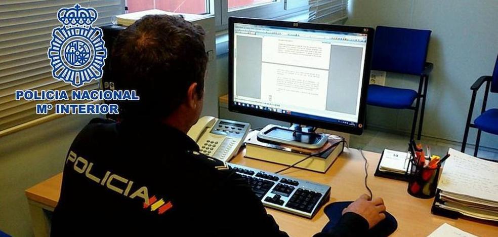 La Policía Nacional detecta una falsa denuncia y detiene a un individuo en Granada