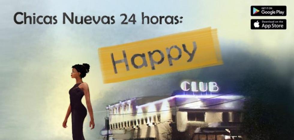 'Chicas nuevas 24 horas Happy', el juego que pretende concienciar a los jóvenes sobre la prostitución