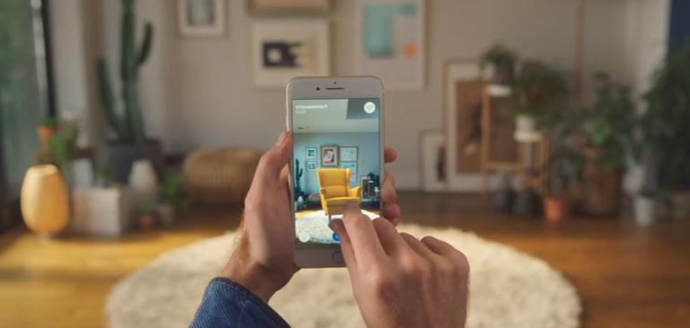 La aplicación de Ikea con la que podrás amueblar tu casa de forma virtual
