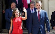 Los Reyes presiden el jueves en el Teatro Real la gala del 15 aniversario de Vocento