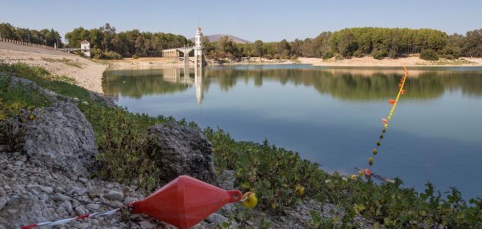 Los embalses de Granada, en situación crítica tras el verano