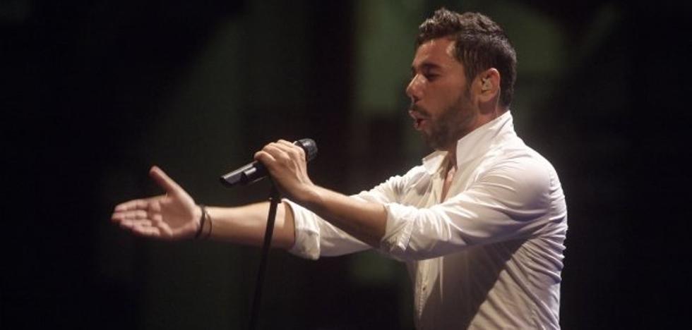 Miguel Poveda y Tamara con los Panchos actuarán en Roquetas de Mar