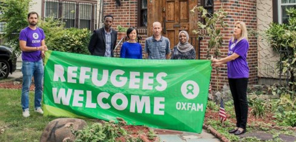 Destinan la casa natal de Donald Trump a acoger refugiados