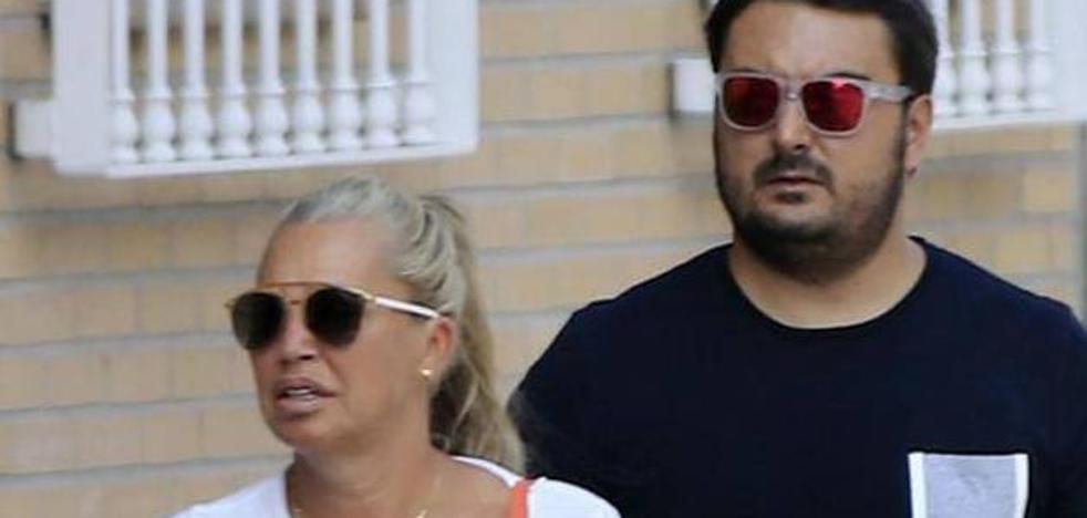 Belén Esteban y su novio, nueva crisis