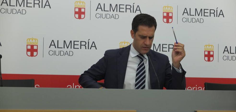 El PP inicia los contactos con Cs para acordar los presupuestos de Almería