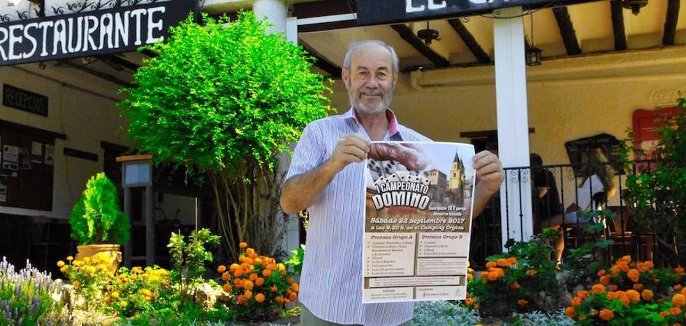 El Camping de Órgiva acogerá el próximo sábado el I Campeonato Dominó Alpujarra