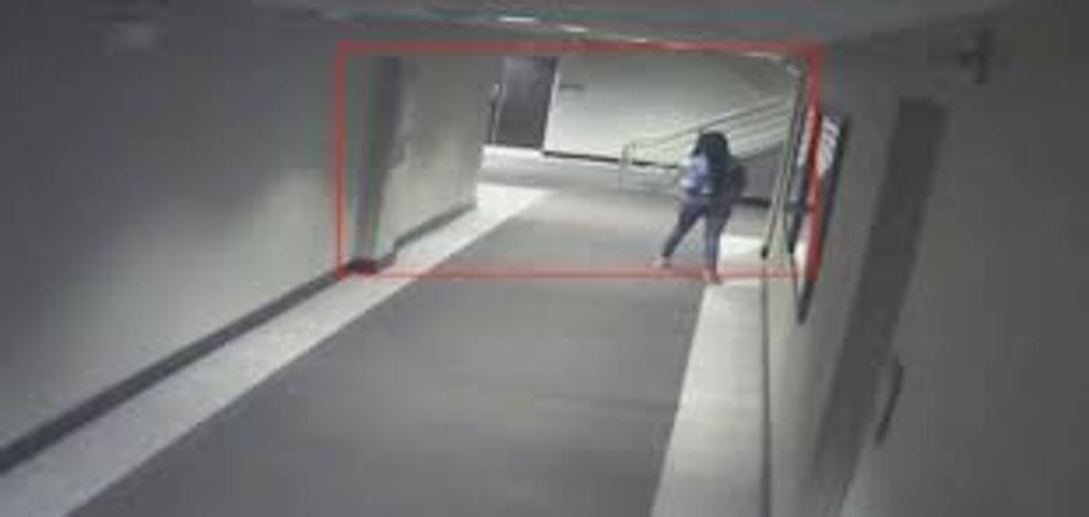Un vídeo muestra los últimos momentos de una joven hallada muerta en un congelador