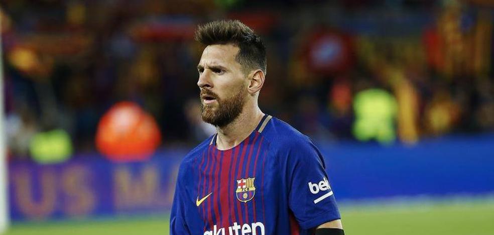 Messi sigue sin aburrirse