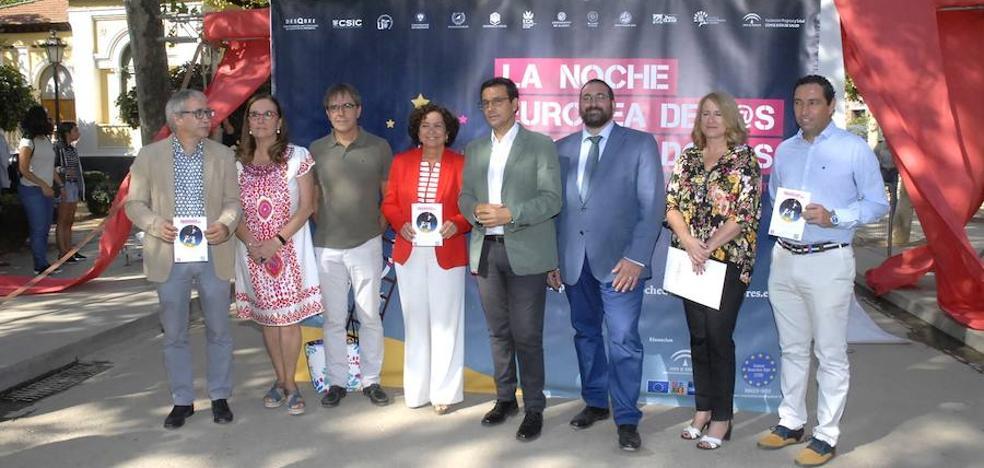 La ciencia vuelve a salir a la calle en Granada en la nueva Noche de los Investigadores