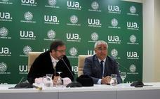 """Ramírez de Arellano destaca que la UJA se ha convertido en """"referente imprescindible"""" para la sociedad"""