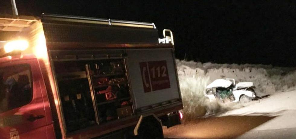 El detenido por el accidente de Cúllar: «Yo no conducía el coche aquella noche»